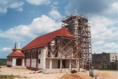 kościół 9 V 1999
