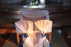 wystrój ślub