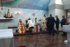 25-lecia kościoła w Ciasnej