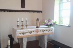 kaplica na cmentarzu
