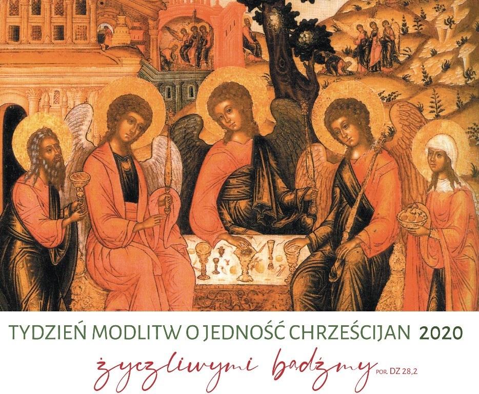 Tydzien Modlitw o Jednosc Chrzescijan 2020