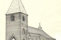 szkic-stary-kościół
